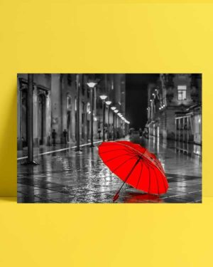 Red Umbrella afiş