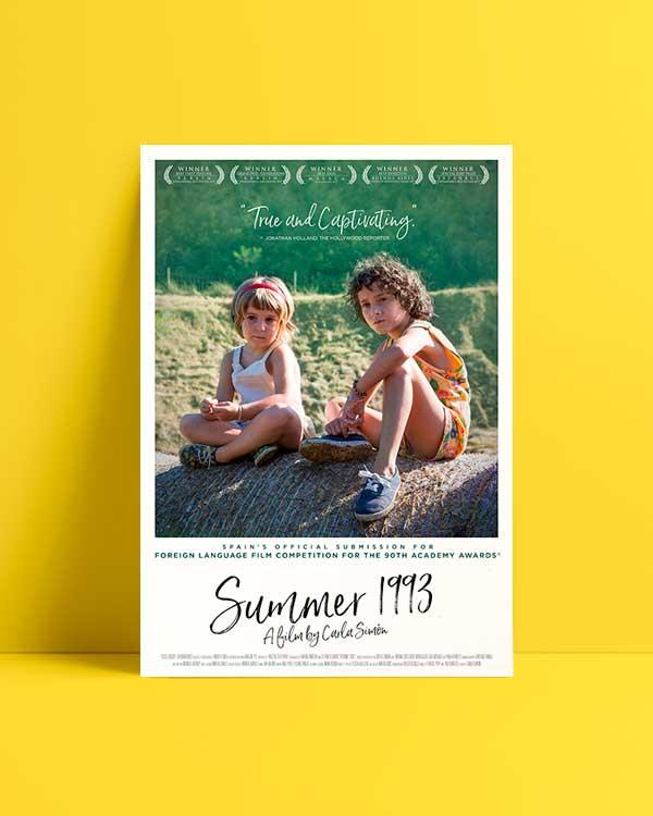 summer 1993 afiş satın al