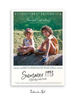 summer 1993 poster satın al