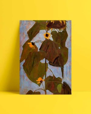 Sunflower afiş