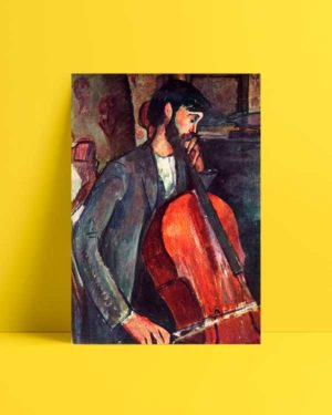 The Cellist afiş