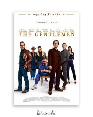 The Gentlemen 2019 poster