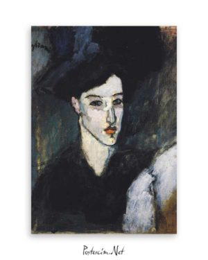 The Jewish Woman poster