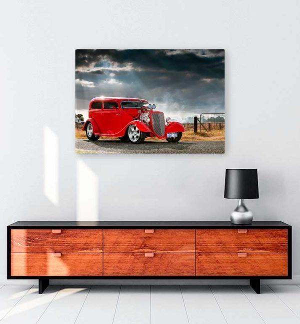 Araba-10-kanvas-tablo