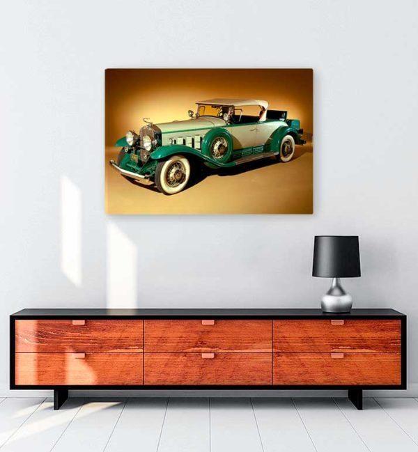 Araba-9-kanvas-tablo
