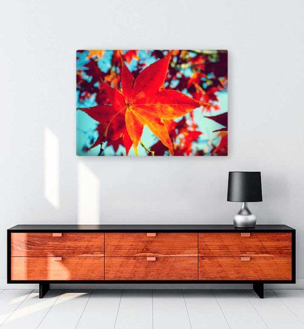 Autumn kanvas tablo