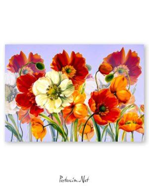 Çiçek Ahengi poster