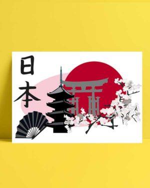 Japanese Culture afiş
