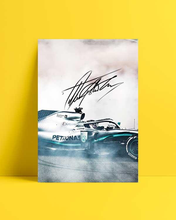 Lewis Hamilton afiş satın al