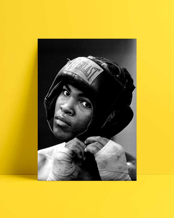 Muhammed Ali Gençlik Afiş Satın Al
