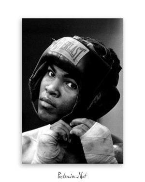 Muhammed Ali Gençlik Poster Satın Al