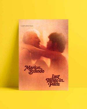 Last Tango in Paris afiş