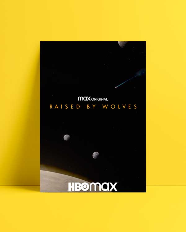 Raised by Wolves 2020 Afiş Satın Al