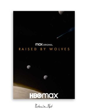 Raised by Wolves 2020 Poster Satın Al