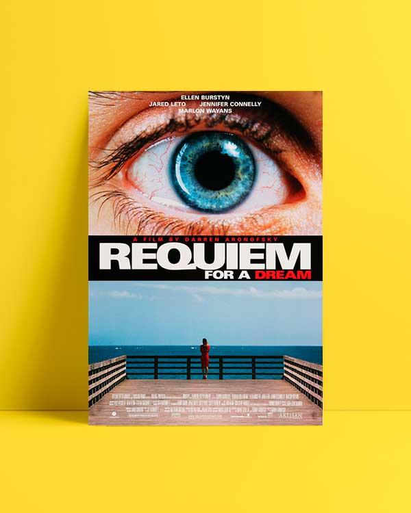 Requiem for a Dream afiş satın al