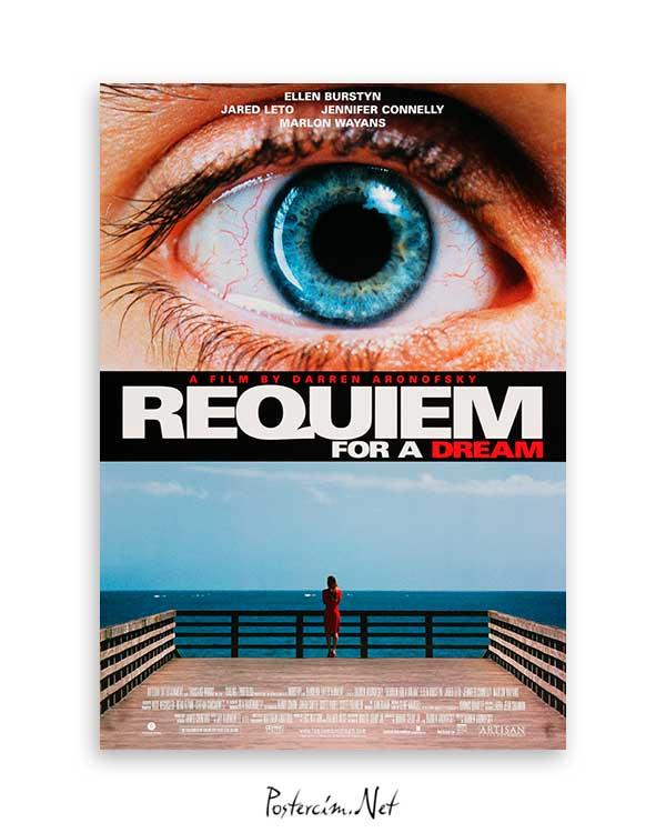 Requiem for a Dream poster satın al