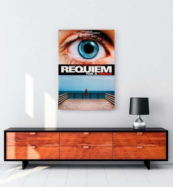 Requiem for a Dream kanvas tablo satın al