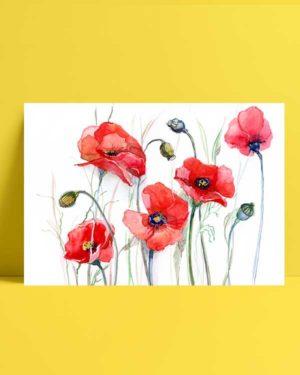 Tulips afiş