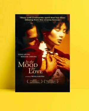In the Mood for Love Afişi