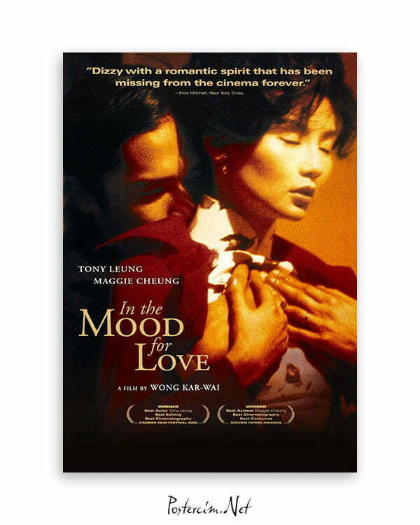 In the Mood for Love Posteri