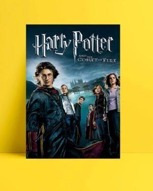Harry Potter ve Ateş Kadehi Afişi