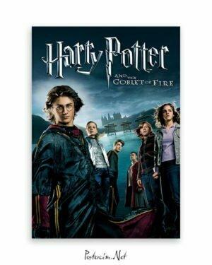 Harry Potter ve Ateş Kadehi Poster