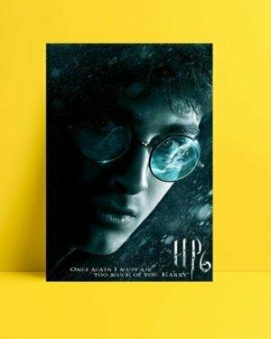 Harry Potter ve Melez Prens Afişi