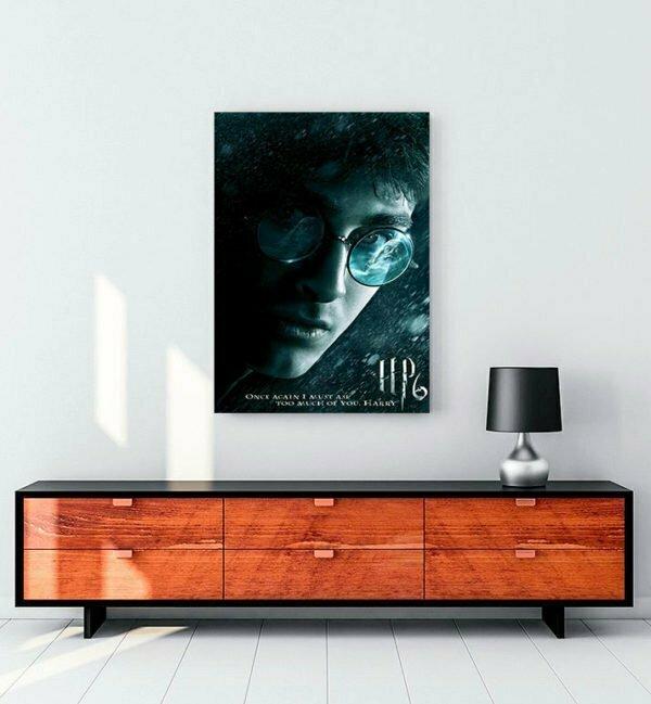 Harry Potter ve Melez Prens Kanvas Tablo