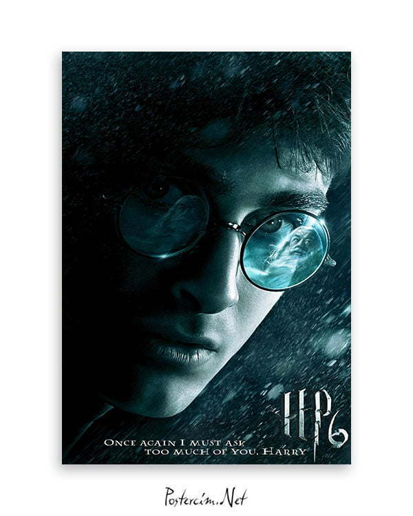 Harry Potter ve Melez Prens Poster