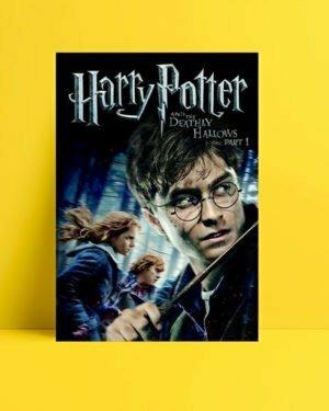 Harry Potter ve Ölüm Yadigârları Afişi