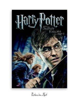 Harry Potter ve Ölüm Yadigârları Poster