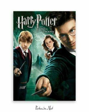 Harry Potter ve Zümrüdüanka Yoldaşlığı Poster