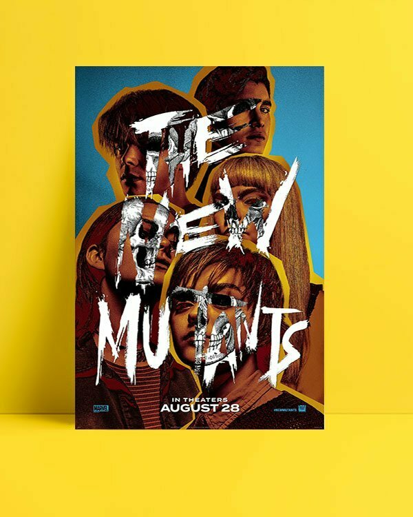 The New Mutants Afiş