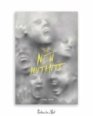 Yeni Mutantlar Poster