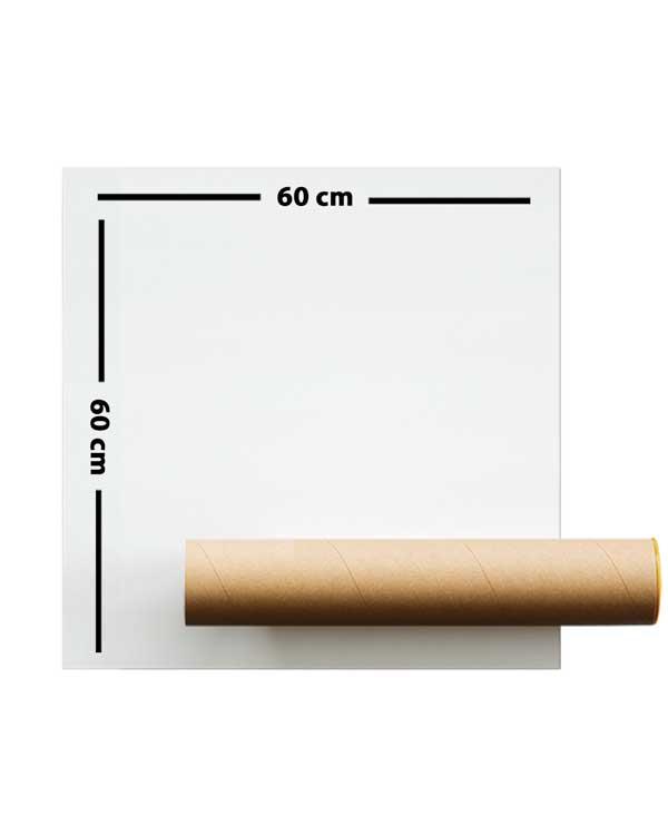 60X60 cm fotoğraf kağıdına poster baskı