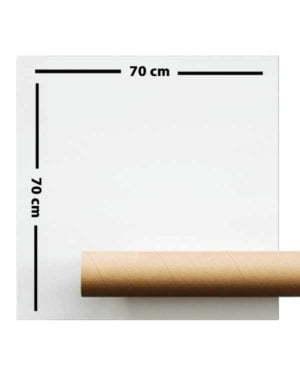 70X70 cm fotoğraf kağıdına poster baskı