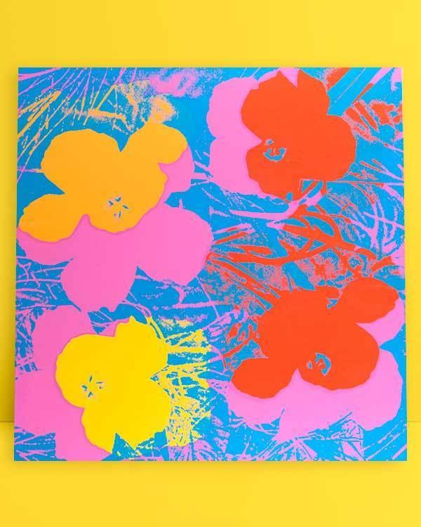 Flowers-afiş