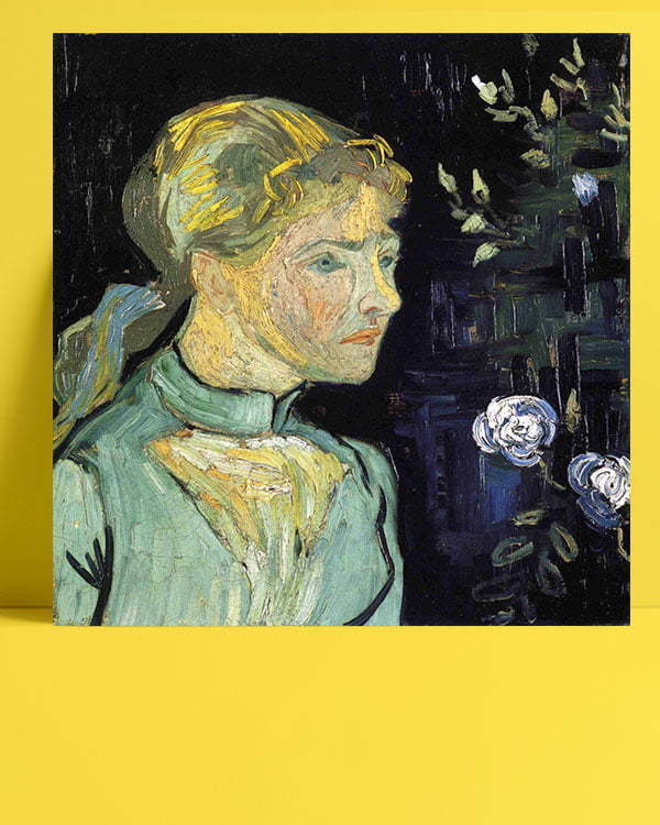 Vincent Van Gogh Adeline Ravaux 1 afis al