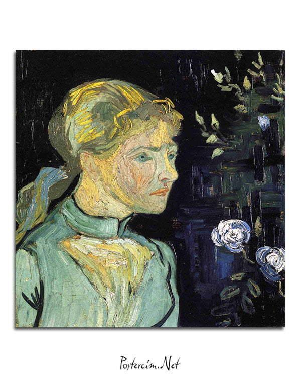 Vincent Van Gogh Adeline Ravaux 1 poster al