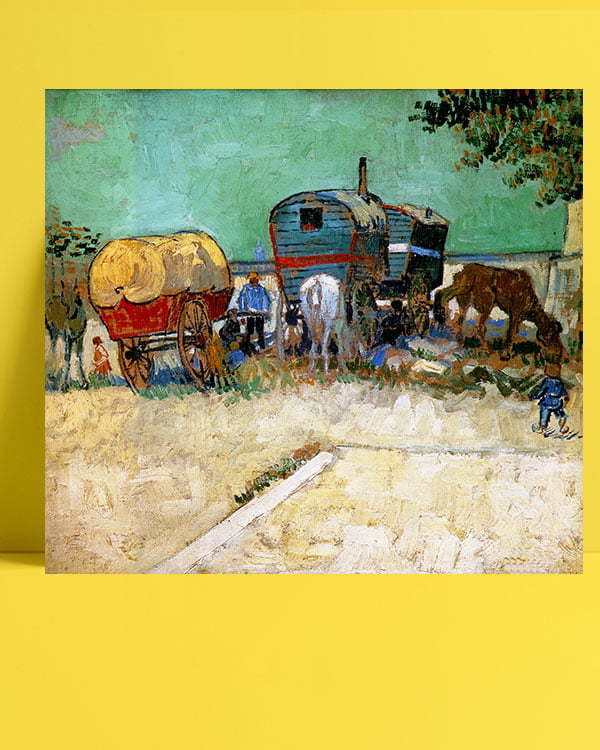 Vincent-Van-Gogh-Camp-de-Bohémiens-afis