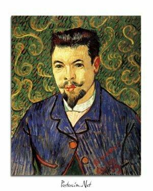 Vincent Van Gogh Docteur Félix Rey poster al