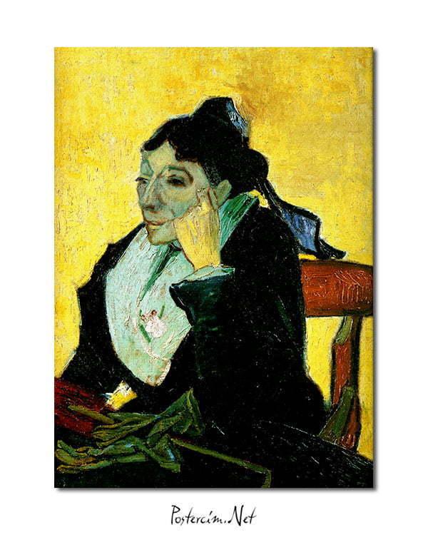 Vincent Van Gogh L'Arlésienne Arlésienne poster