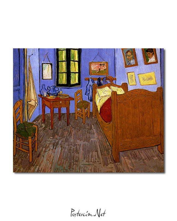 Vincent Van Gogh La Chambre de Vincent à Arles poster