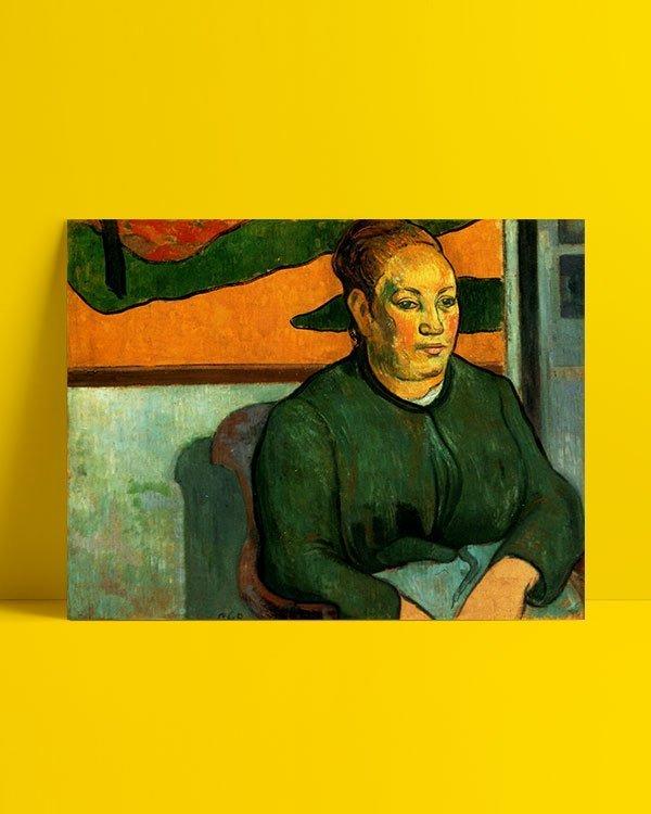 Vincent Van Gogh Madame Roulin Afis