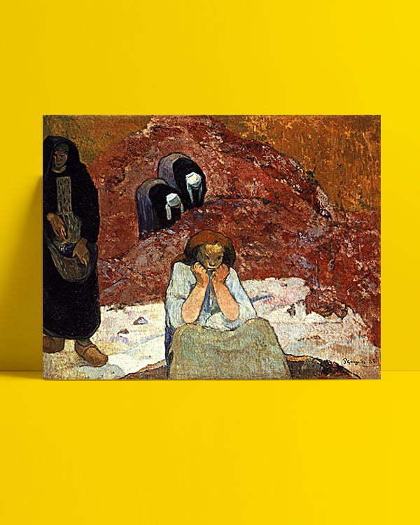 Vincent Van Gogh Misère Humaine Vendanges Afis