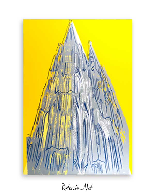 Cologne -Cathedral -poster