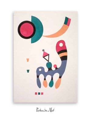 Composition poster satın al