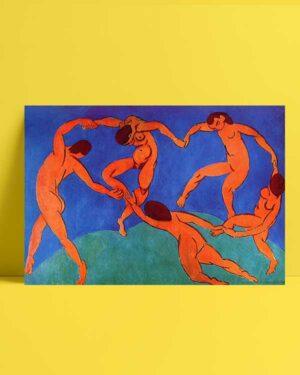 Dance 1910 afiş satın al