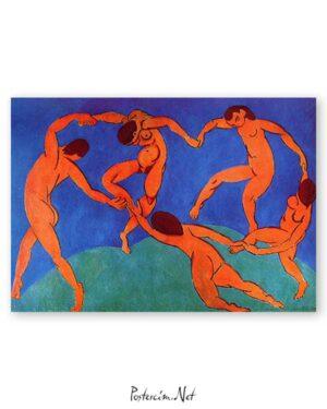 Dance 1910 poster satın al
