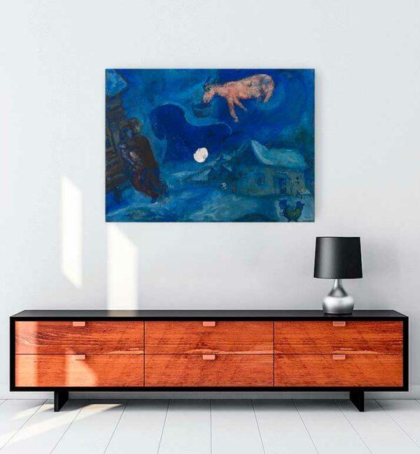 Dans Mon Pays kanvas tablo satın al
